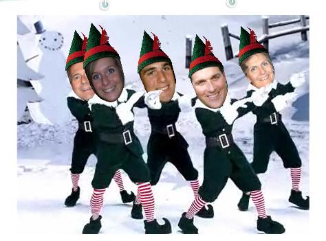 Jibjab Christmas.Oh Go Elf Yourself Maundering Me